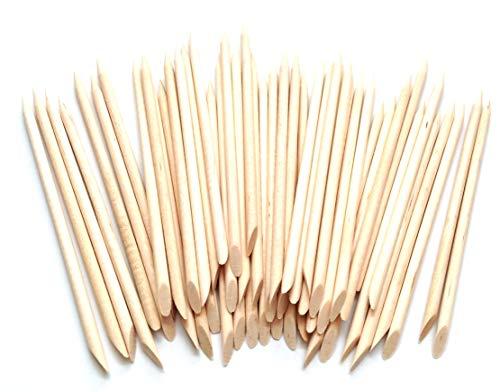 200 palos madera redonda con doble puntas,(HC Enterprise 200)