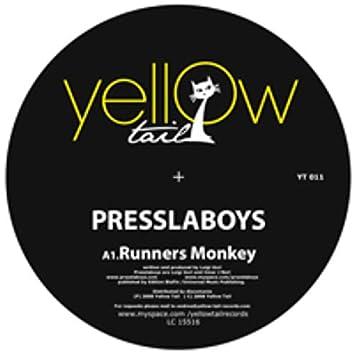 Runners Monkey
