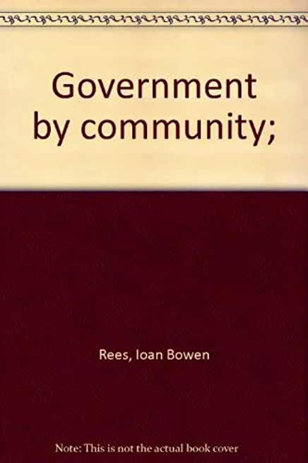 Government by Community