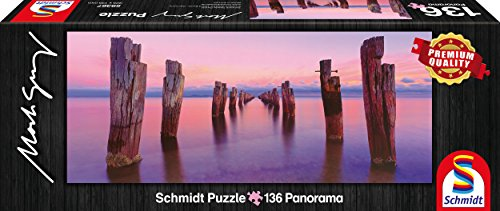 Schmidt Games 59367 - Mark Gray, Clifton Springs - Victoria, Australia, 136 delen, klassieke puzzel