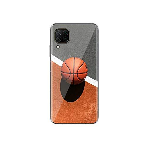 Deportes de baloncesto caliente para Huawei P40 P30 P20 P10 P9 P8 Lite 5G 4G E Pro Plus Lite Mini 2019 2017 Funda estilo 11 para Huawei P40 Lite