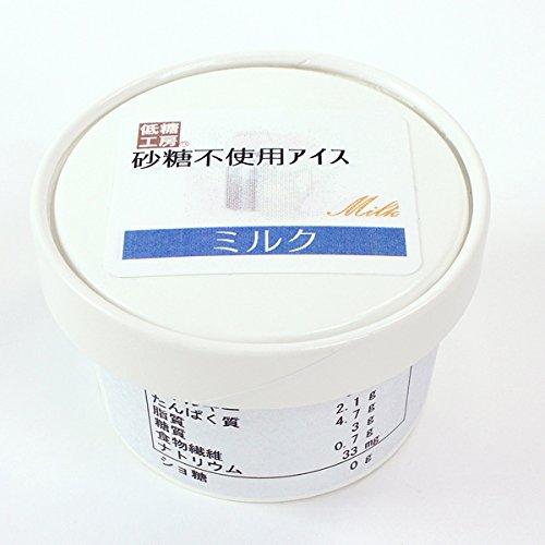 低糖工房『砂糖不使用アイスミルク味』