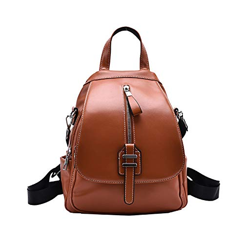 2020 New Backpack European and American Fashion Backpack Multifunctional Large Capacity Single Shoulder Messenger Bag Female