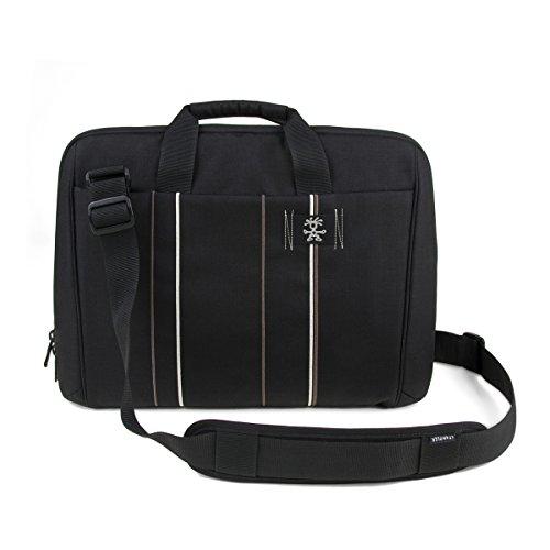 Crumpler Laptoptasche Good Booy Slim, Dull Black, 43.5x31x10, GBOS-M-001