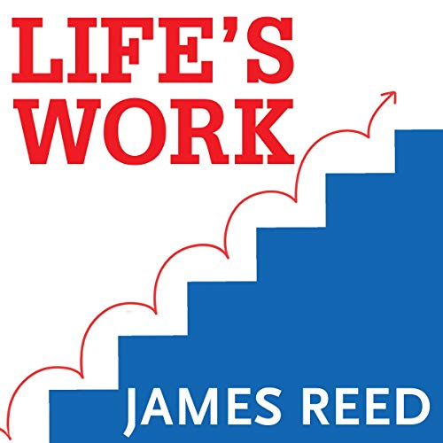 Life's Work audiobook cover art