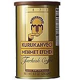 Kurukahveci Mehmet Efendi Turkish Coffee 8.8oz /250g - قهوة تركية محمد أفندي
