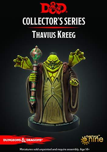 Gale Force Nine GF971091 D&D: Descent into Avernus-Thavius Kreeg (1 personaggio)