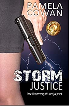 Storm Justice by [Pamela Cowan]