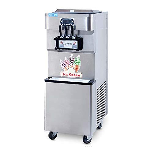 Gratis Lieferung zu Tür CE Zertifikat embraco Kompressor Taylor Joghurt 3Geschmacksrichtungen Softeis Eis Maschine gefüllt in voller Kältemittel