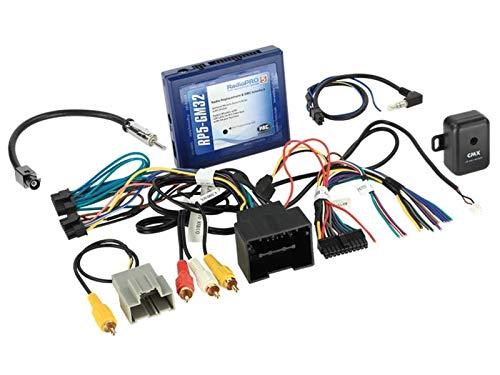 PAC CAN-Bus + stuurwiel afstandsbediening RP5-GM32 GMC adapter m. OEM Navi