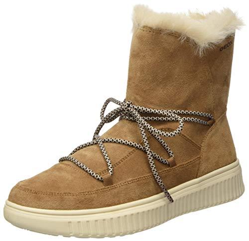 GEOX J DISCOMIX GIRL B WHISKY Girls' Boots Snow size 39(EU)
