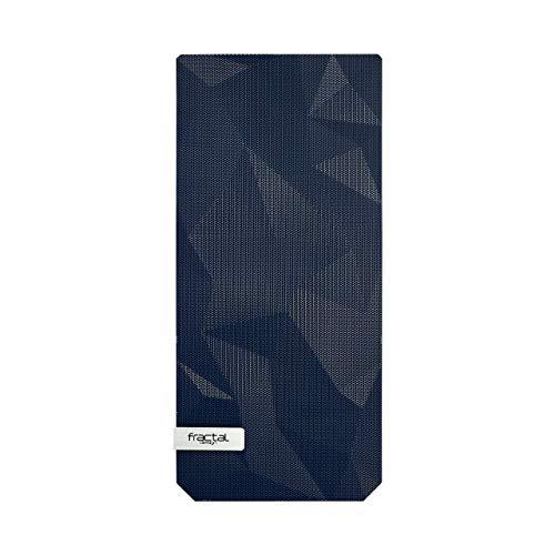 Fractal Design Meshify C - Panneau de Remplacement pour Meshify C - Filtre Avant Inclus - Convient à Tous Les Boîtiers Meshify C ATX - Filtre Avant Facile à Nettoyer - Facile à Installer - Bleu