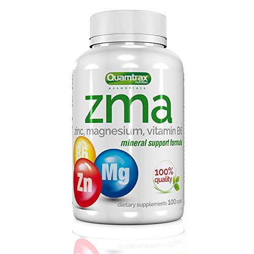 Quamtrax Essentials Zma - 100 cápsulas