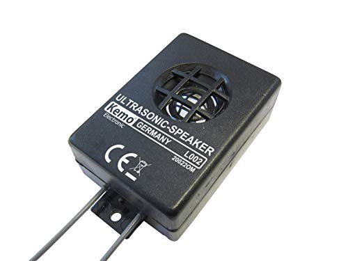 Kemo L002 Piezo Speaker Ultraschall-Zusatzlautsprecher Passend für Marke Ultraschall-Ungezieferscheuche 1 St.
