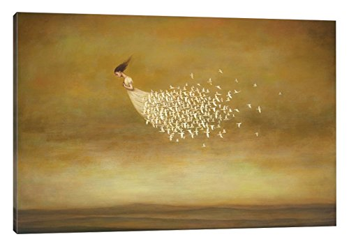 """iCanvasART Freeform Canvas Print by Duy Huynh, 40"""" x 26"""""""