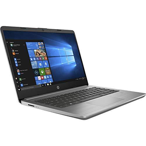 HP Notebook PC 340S G7 14-inch Laptop (10th Gen Core i5-1035U/8GB/512GB SSD/DOS/Intel UHD Graphics), Ash Silver