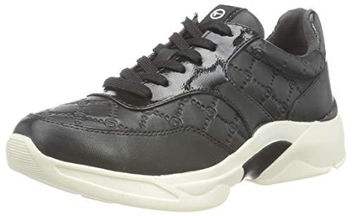 Tamaris Damen 1-1-23720-25 Sneaker, schwarz, 40 EU