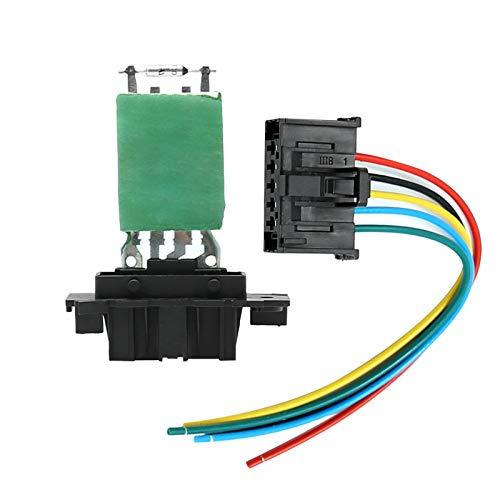 Heater Blower Motor Fan Resistor for Fiat Grande Punto Qubo 13248240...
