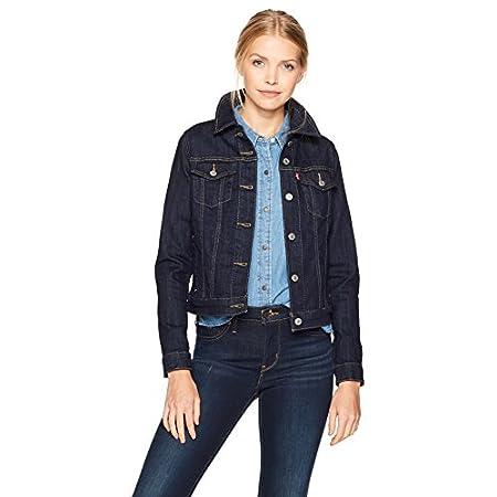 Levi's Damen Original Trucker Jackets Jeansjacke