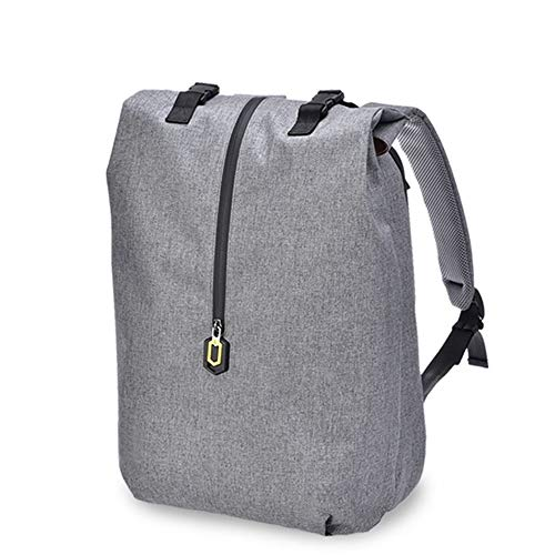 WNN-URG Laptop Backpack Computer Backpack Fashion School Bag Water-Repellent Nylon Casual Daypack for Travel/Business/College/Women/Men-gray URG