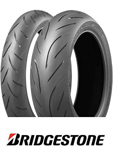 Bridgestone Pneu BATTLAX S21 Avant M CB1000R 120/70 ZR 17 M/C (58W) TL