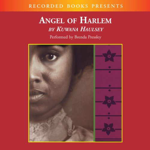 Angel of Harlem audiobook cover art