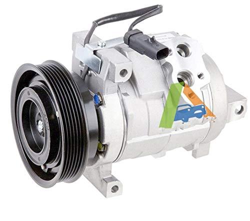 Gowe 10s17c AC Kompressor für 2006 Dodge Charger / 2005–2006 Dodge Magnum V6 3.5L 55116917 55116917AB RL596491AC R5111035AB 4596491A