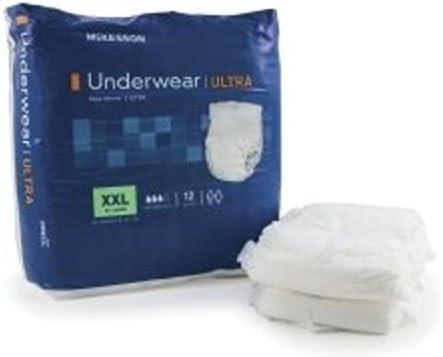 MCK38773100 Detroit Mall - Adult Absorbent Underwear Genuine Pull 2 On McKesson Ultra