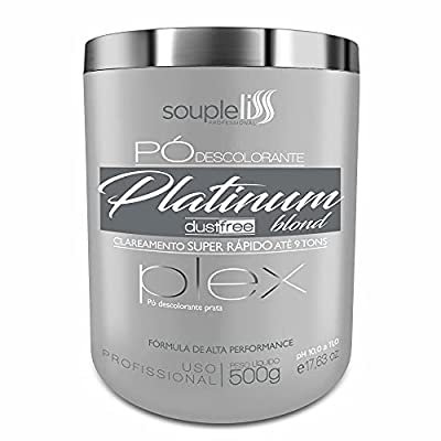 Soupleliss Bleaching Powder Platinum