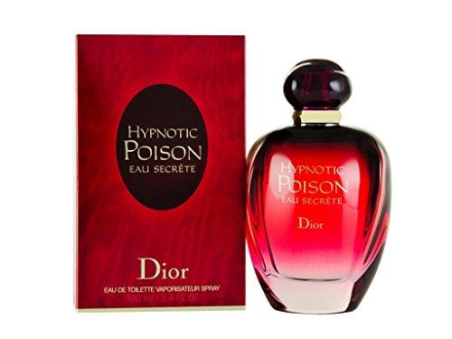 Christian Dior Hypnotic Poison Eau Secrete, Eau de Toilette da donna, 100 ml