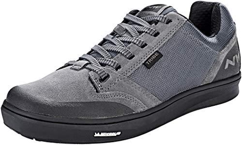 Northwave Tribe MTB Dirt Fahrrad Schuhe grau/schwarz 2021: Größe: 38