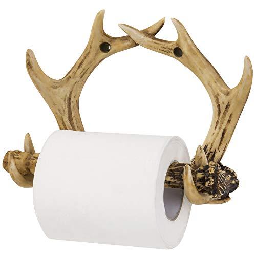 Top 10 best selling list for deer antler toilet paper holder