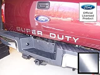 Decal Mods Tailgate Letters Inserts Inlays Decals Stickers for Ford Super Duty F250 F350 F450 (2008-2016) (Thin Decals) Chrome - CCHR
