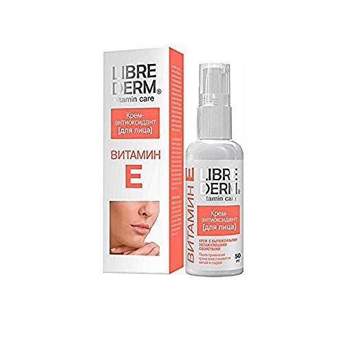 Libre Derm Vitamin E nourishing face cream 50ml