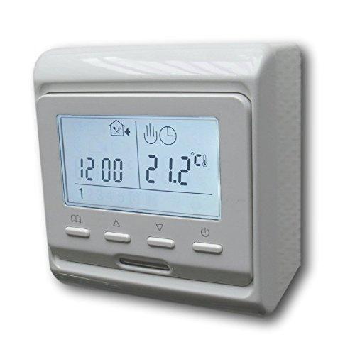 SM-PC®, Raumthermostat Thermostat Digital programmierbar AUFPUTZ #ap792