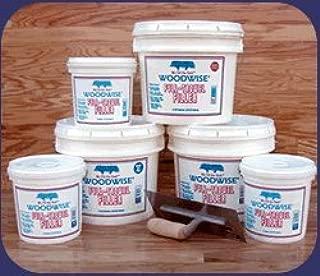 Woodwise Full Trowel Filler - White Oak - Gallon