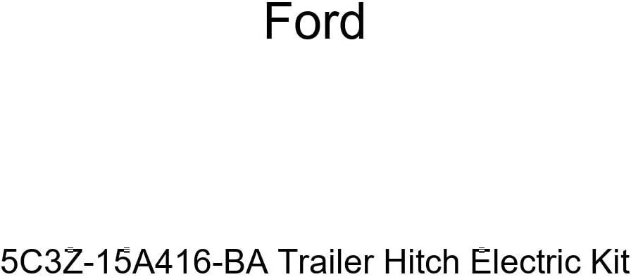 Ford Genuine 5C3Z-15A416-BA Trailer Hitch Electric Kit