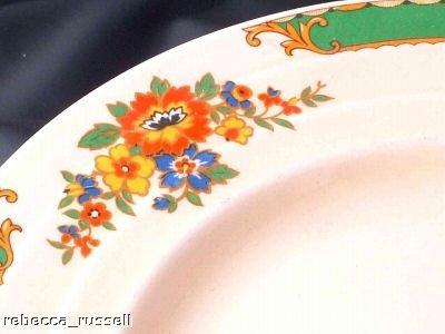 Ruth GRINDLEY Tortenplatte Muster 22,9cm