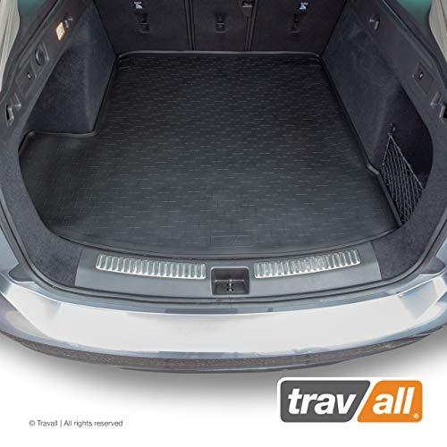 Travall Liner Kofferraumwanne TBM1175 - Maßgeschneiderte Gepäckraumeinlage mit Anti-Rutsch-Beschichtung