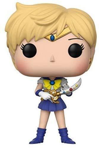 Funko Pop! Anime: Sailor Moon- Sailor Uranus Figura De Vinilo