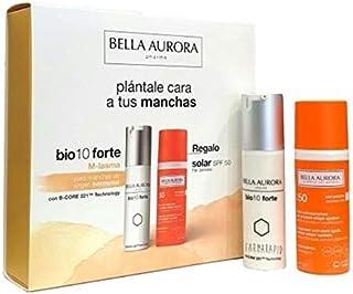 Bella Aurora Bio 10 Forte M-Lasma Tratamiento Despigmentante 30ml+REGALO Solar Anti-Manchas SPF50 50ml