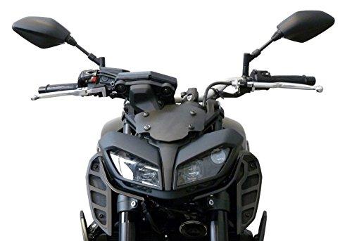 Pare-brise noir bisatinato Gen-X Super Sport Forge yx189/XDX