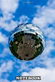 Notebook: Possible The Heavy And Glass Ball Hovers ,...