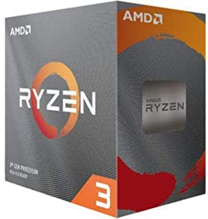 (OEM CPU) AMD RYZEN 3 3300X with Wraith Stealth CPU Cooler