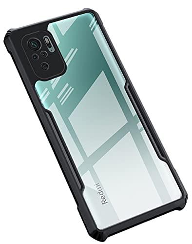 Kapa Beetle for Redmi Note 10 / Note 10S Back Case, [Military Grade Protection] Shock Proof Slim Hybrid Bumper Back...