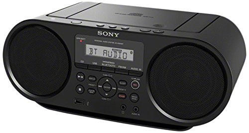 Sony Grabadora con CD y Bluetooth RS60BT