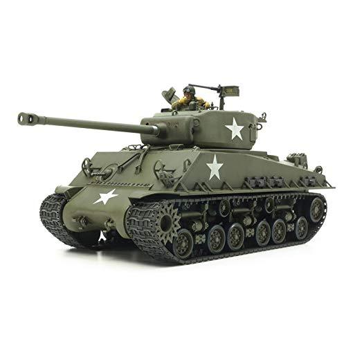 タミヤ 1/35 ミリタリーミニチュアシリーズ No.346 アメリカ陸軍 戦車 M4A3E8 シャーマン イージーエイト ...