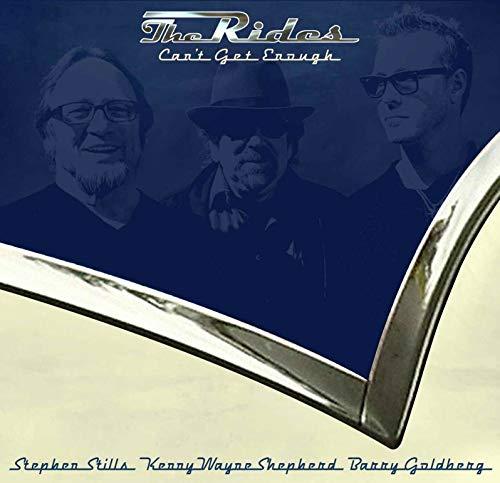 The Rides: Can't Get Enough [Vinyl LP] (Vinyl)