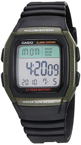 reloj casio negro hombre fabricante Casio
