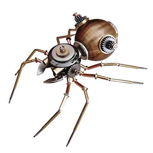 FADY 3D Metall, DIY Metal Modell Konstruktionsspielzeug für Erwachsene und Kinder - Spinne